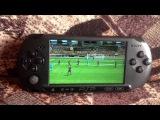 Супер гол Халка в девяточку в FIFA13 PSP