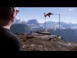 Норвежский экстремал выжил после падения с турника на высоте в 1200 метров